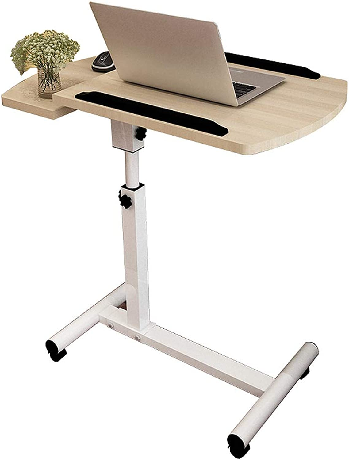 Computer Desk Laptop Desk Bed Learning Home Lift Folding Portable Moving Bed Side Table