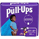 PULL-UPS Learning Designs Jumbo Pack Training Pants 3T-4T BOY 20
