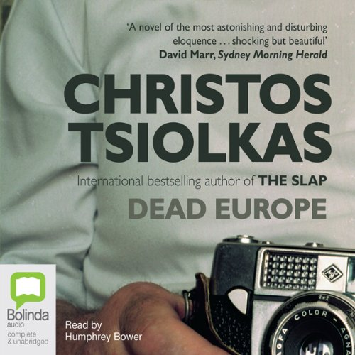 Dead Europe audiobook cover art