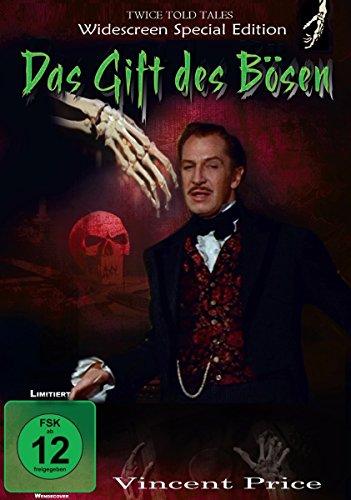 Das Gift des Bösen - Vincent Price [Limited Special Edition]