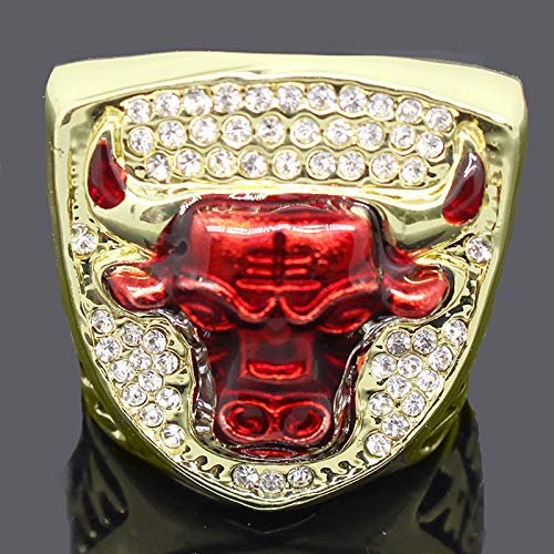 Fans de deportes Anillo Jordans Champion Replica Ring 1993 Chicago Basketball otorgando la colección de anillos personalizados para el regalo de novio