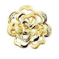 [ココカル]cococaru ダイヤモンド リング k18 イエローゴールド/ホワイトゴールド/ピンクゴールド 品質保証書 金属アレルギー 日本製(イエローゴールド 21)