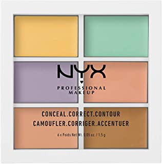 NYX PROFESSIONAL MAKEUP Color Correcting Palette, 04