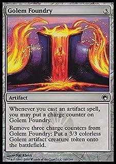 Magic: the Gathering - Golem Foundry - Scars of Mirrodin