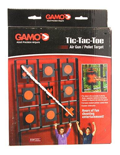 Gamo 62112211554 TicTacToe Air Gun Spinner Target