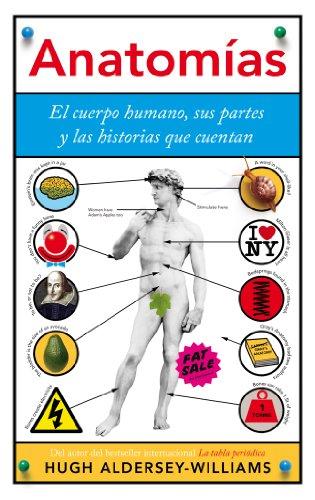 Anatomías: El cuerpo humano, sus partes y las historias que cuentan (Ariel)
