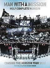 Wolf Complete Works VI ~Chasing the Horizon Tour 2018 Tour Final in Hanshin Koshien Stadium~(初回生産限定盤)(特典なし) [DVD]
