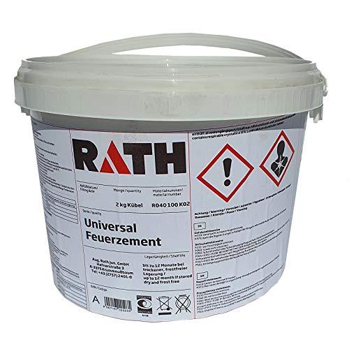 Feuerzement Kerathfix - Mortero para reparación de chimeneas (2 kg)
