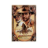 Filmposter Indiana Jones And The Last Crusade The Classic