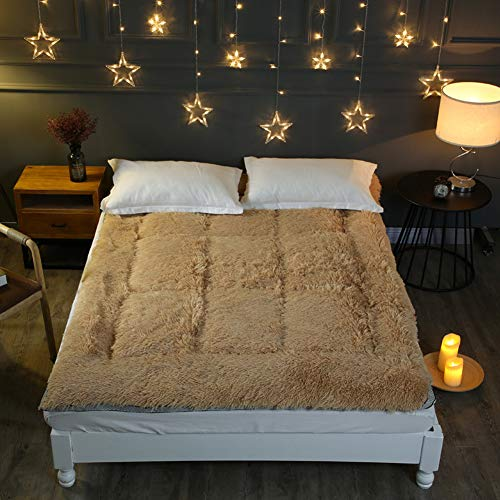 TopJiJapanse tatami futon matras, verdikkingsquilting jongen meisjes vloermatras matras studentenkamer slaapmatras kind vloer ligstoel 90x200cm(35.4x78.7inch) L