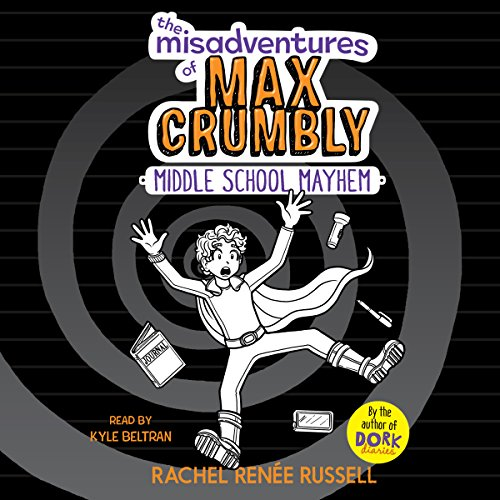 Middle School Mayhem cover art