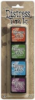 Ranger Tim Holtz Distress Mini Ink Kits-Kit #2