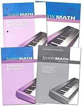 Saxon Homeschool Intermediate 4: Homeschool Package
