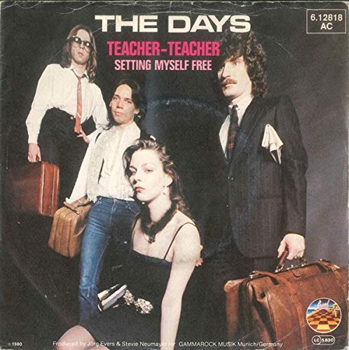 The Days - Teacher-Teacher - Strand - 6.12818