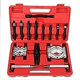 Bearing Puller | 5-Ton-Capacity Bearing Separator | Wheel Hub Axle Puller | Pinion Bearing Removal Tool Kit | Bearing Splitter Orion Motor Tech