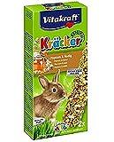 Vitakraft-25157-kräcker al Pop Corn e Miele-Conigli Nani P/2