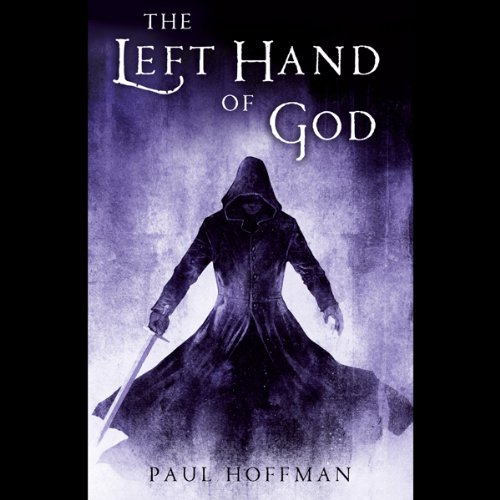 The Left Hand of God  audiobook cover art
