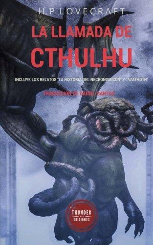 """La llamada de Cthulhu: Incluye los relatos """"La ... [Spanish] 1503096475 Book Cover"""