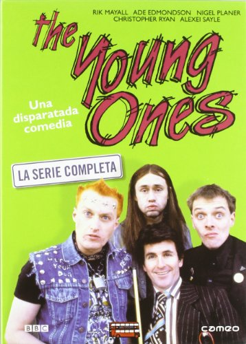 The Young Ones - La Serie Completa [DVD]