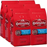 Community Coffee Breakfast Blend Medium Roast, Ground, 12 Ounces (Pack Of 6)