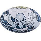 Ballon rugby - Random Tattoo - Midi - Gilbert