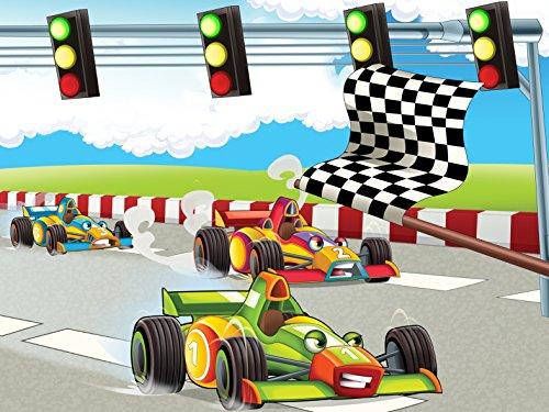 Vlies behang/XXL poster * Formule 1 / racewagen *