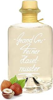 Grand Cru Feiner Haselnussler 1L sehr mild nach Nuss & Nougat Schnaps Obstler 40% Vol.