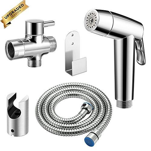 WC Hand Bidet Sprayer Kit Bidet WC Spray Einstellbare Handheld WC Bidet Wasser