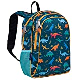 Wildkin Kids 15 Inch Backpack for Boys and Girls, Perfect Size for School