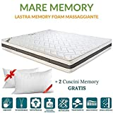 <span class='highlight'>Evergreenweb</span> - <span class='highlight'>Memory</span> <span class='highlight'>Foam</span> <span class='highlight'>Mattress</span> - <span class='highlight'>20</span> <span class='highlight'>cm</span> <span class='highlight'>High</span> with Free Bed Cushions, Removable Cover Anti Dust Mite, Orthopaedic Massage Effect Sheet - <span class='highlight'>Mattress</span>es for All Bed and Bed Offers 140 x 190 <span class='highlight'>cm</span>