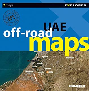UAE Off-Road Maps (Off-Road Image Maps)