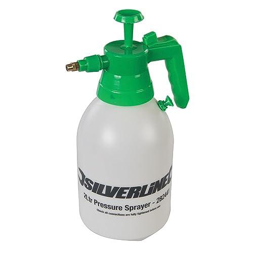 Silverline 282441 Pressure Sprayer, 2 L