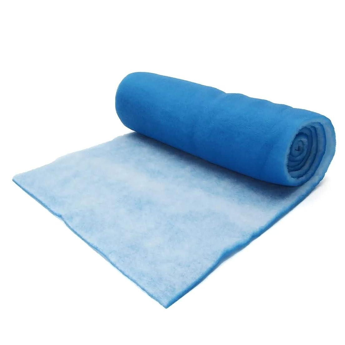 個性囲む有益なポリエステル繊維耐熱エアフィルタフォームフィルタスポンジ素材100x500x2cm フォーム