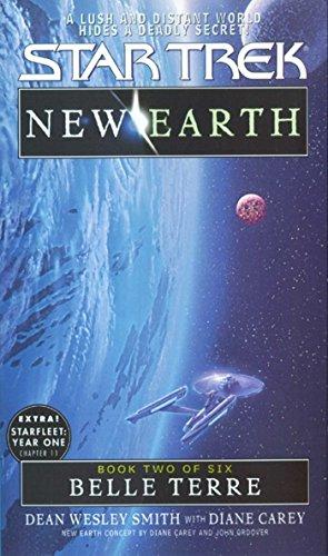 Belle Terre: ST: New Earth #2 (Star Trek: The Original Series Book 90)