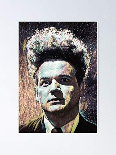 guyfam Eraserhead Poster 11.7x16.5 Inch Frame Board for Office Decor, Best Gift Dad Mom Grandmother and Your Friends