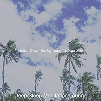 Guitar Duo - Background for Spa Zen