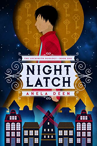 Night Latch (The Locksmith Duology Book 1) by [Anela Deen]