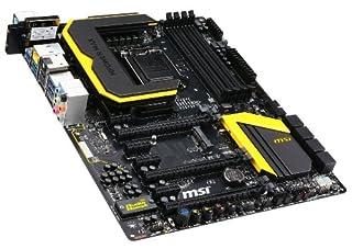 MSI ATX DDR3 2600 LGA 1150 Motherboard, Z87 MPOWER (B00D12OBZ4)   Amazon price tracker / tracking, Amazon price history charts, Amazon price watches, Amazon price drop alerts