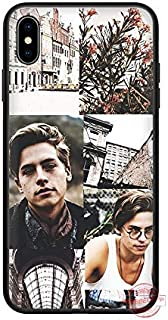 Cole Sprouse Lili Reinhart Phone Case Compatible With Iphone 7 XR 6s Plus 6 X 8 9 Cases XS Max Clear Iphones Cases- Cell Colllage - Keychain Merch - Framed Poster - Bed Set 5 Picture - 32966950132