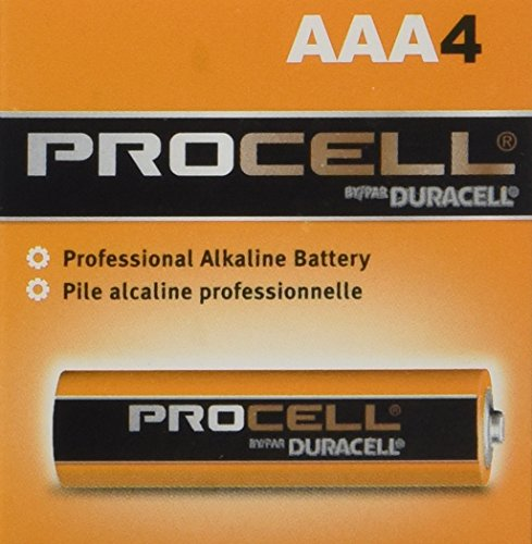 Duracell Aaa24 Procell Professional Alkaline Battery AAA24PROCELL)