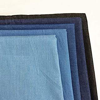 Best denim fat quarters Reviews