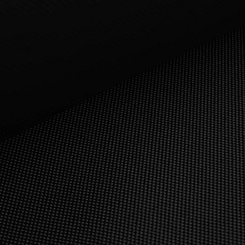 Cordura® Protect - Tela de poliamida extremadamente robusta 1000 den- Resistente al viento e impermeable - Por metro (negro)