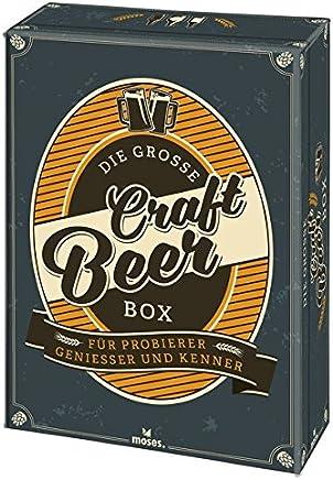 Die große Craft Beer Box: Für Probierer, Genießer & Kenner