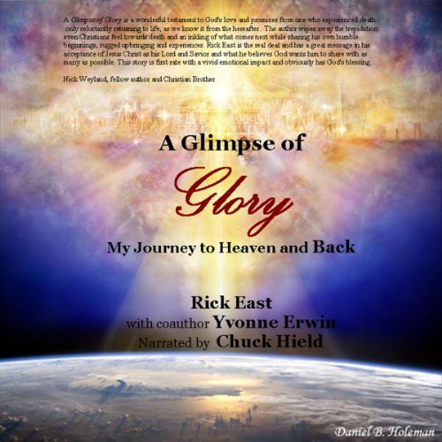 A Glimpse of Glory audiobook cover art