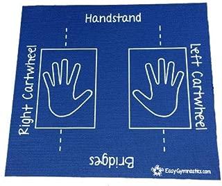 Cartwheel, Handstand, Bridge (Easy Gymnastics Mat) with 14 Online Instructional Videos
