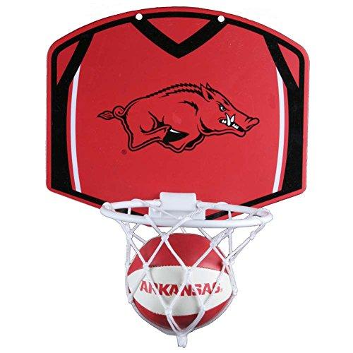 Why Choose Arkansas Razorbacks Mini Basketball and Hoop Set