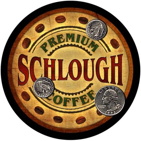 Schlough Finally resale start Coffee Custom Popular products Neoprene Rubber - pcs 4 Drink Coasters