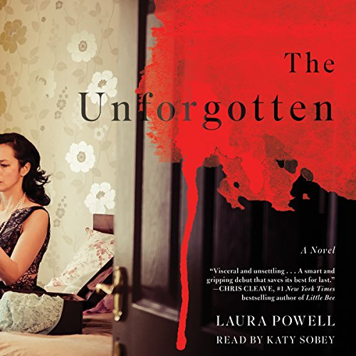 The Unforgotten audiobook cover art