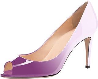 chaussures mariage amazon,chaussure de mariee violette