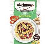 Relleno para Fajitas Pollo/Verdura Abricome 250gr